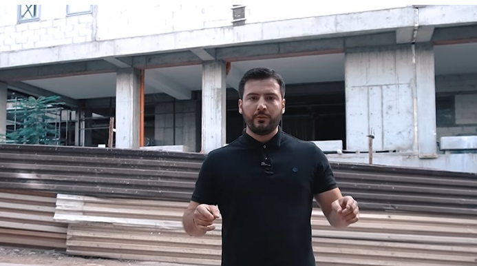 Jordanov: Construction of Stip clinical hospital stalled for the fifth year in a row, what should happen for Zaev to complete it?