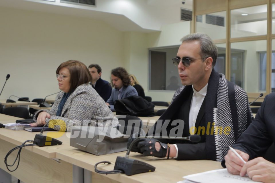 Katica Janeva and Boki 13 are about to go to prison as Skopje Appeals Court upholds their sentences