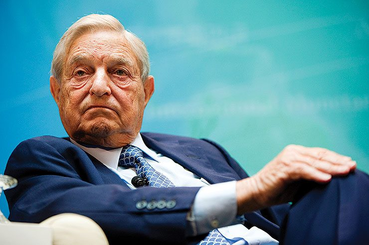 Soros' network of NGOs is behind the allegations made against Hungary, Minister Varga says