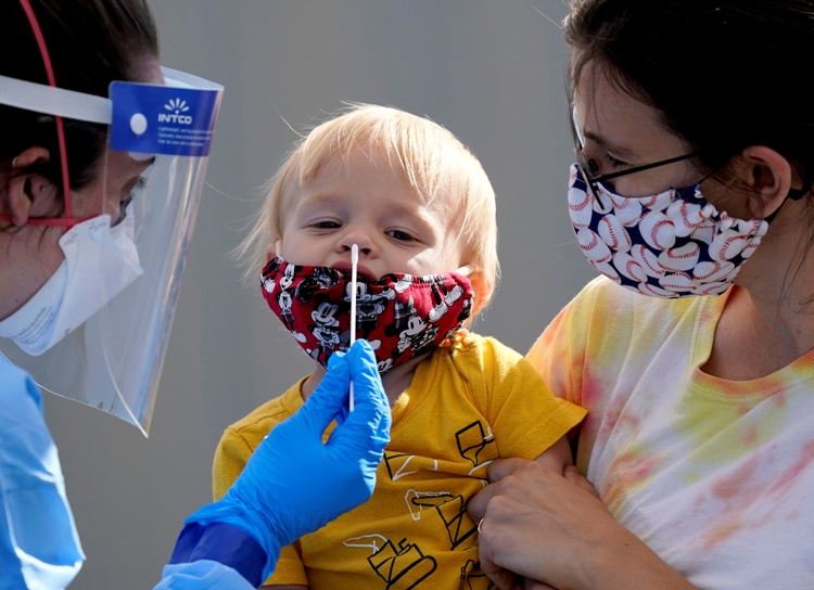 The unusually large number of infections in children in Gevgelija is not caused by the coronavirus, Minister Filipce claims