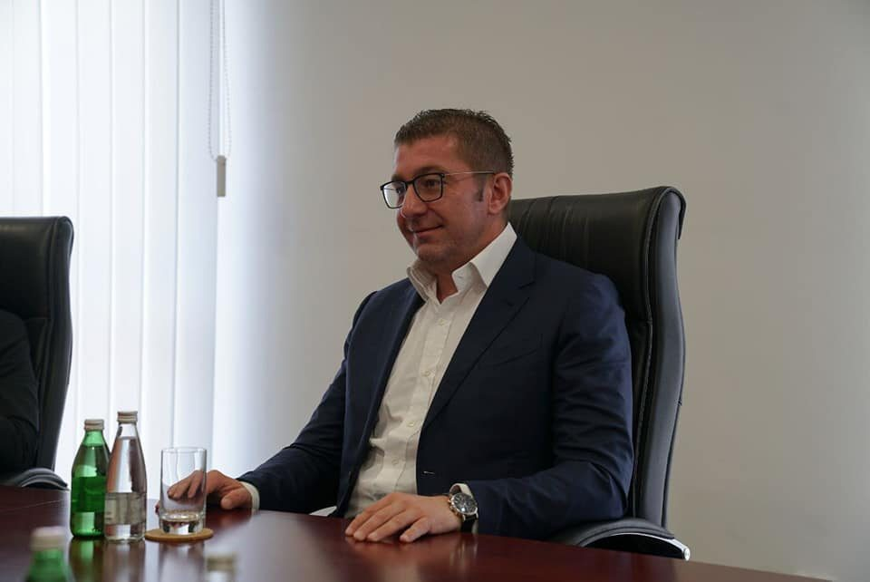 Mickoski: The resolution should be accepted by all parties without excuses and conditions, thus we will strengthen the state positions
