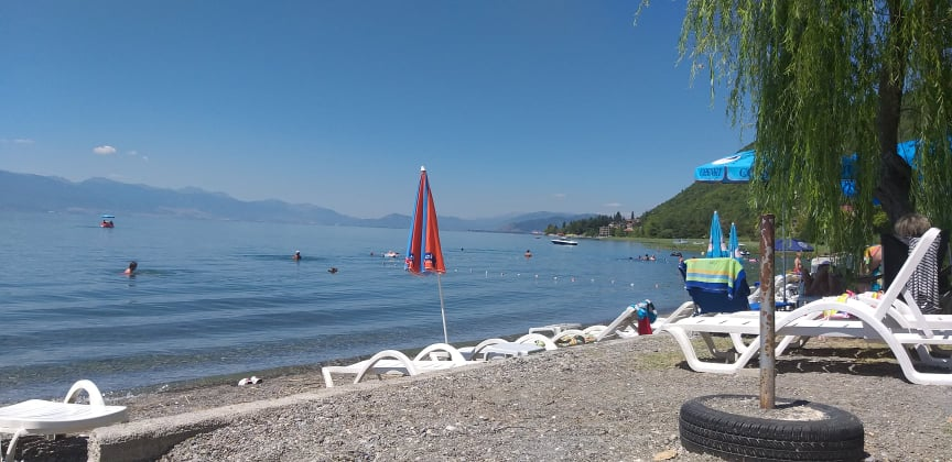 Foreign tourists cancel their tours in Ohrid