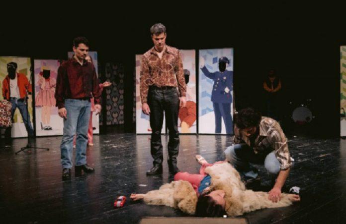 "Serbian National Theatre's play ""Who killed Janis Joplin?"" at Ohrid Summer Festival"