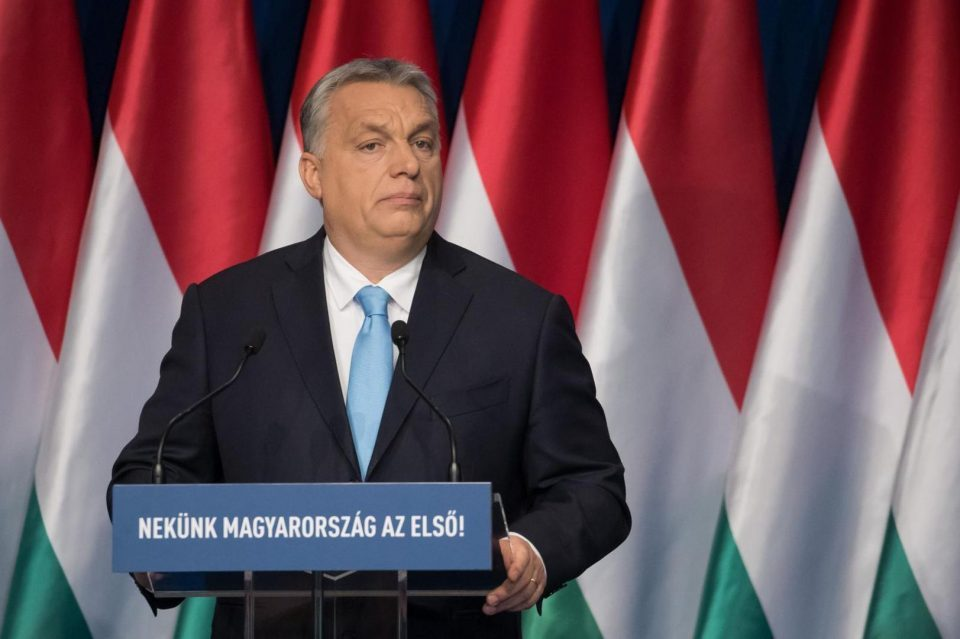 Hungary will put its law for protection of children from pornographic materials to a referendum