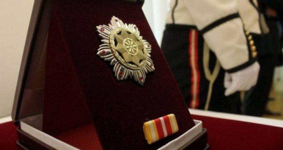 Pendarovski to present Orders of Merit to Stefanovski, Hadzhimanov, Nesimi and Mukaetov