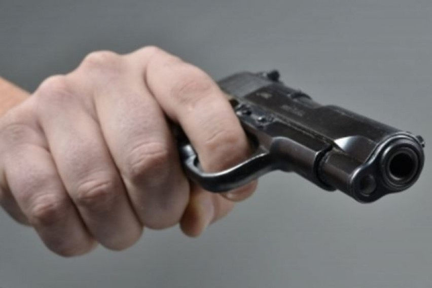 17 year old boy injured while he and a friend were practicing with a gun