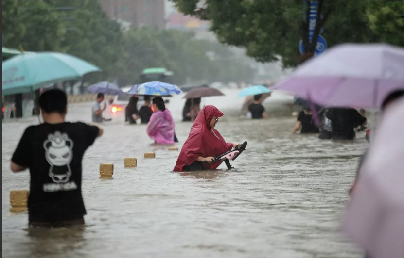 Extreme weather in focus as UN climate change panel meets