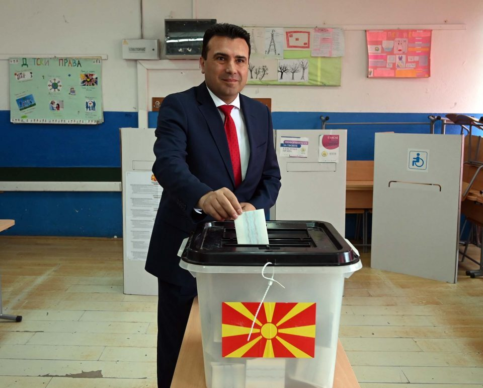 Opposition parties accuse Zaev of violating the Constitution with his attempt to delay the municipal elections