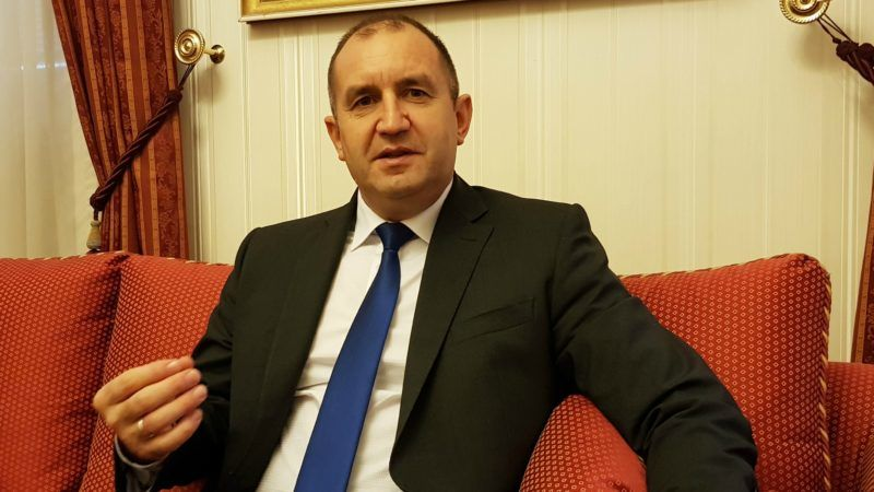 Radev starts consultations on new Bulgarian Government formation, GERB refuse to participate