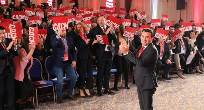 VMRO-DPMNE: Zaev is nominating corrupt and incompetent mayoral candidates