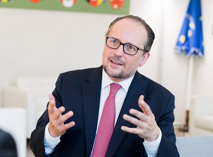 Austria's Foreign Minister: Bulgaria is isolated in the EU