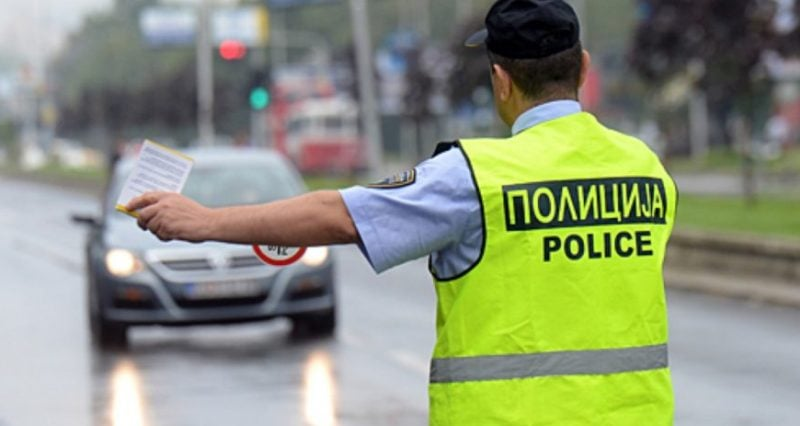 Protest will restrict traffic in downtown Skopje tomorrow