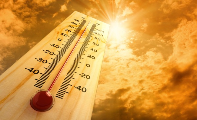 Very hot weather, temperatures to reach 43C