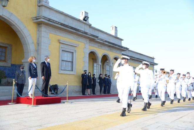 Macedonia and Portugal launch cooperation in defense sector
