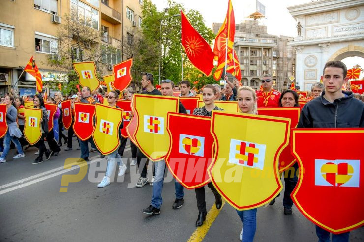 Selective prosecution in the April 27th trial – Kanceska was not charged after siding with the Zaev regime