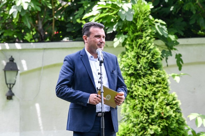 Zaev calls on the citizens of Negotino to support the construction of a huge waste incineration plant