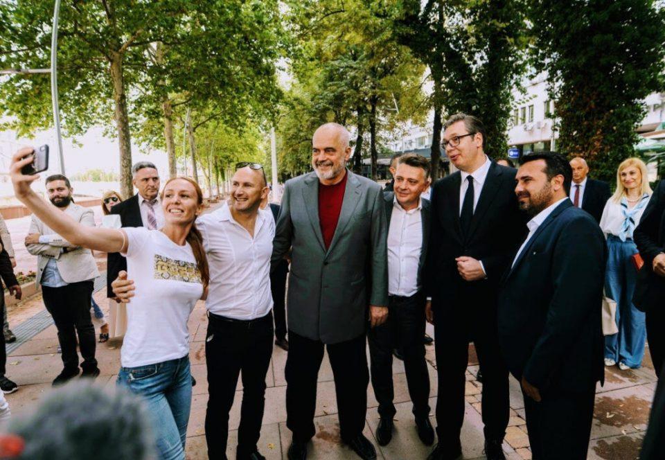 Zaev: Balkans is our common European home