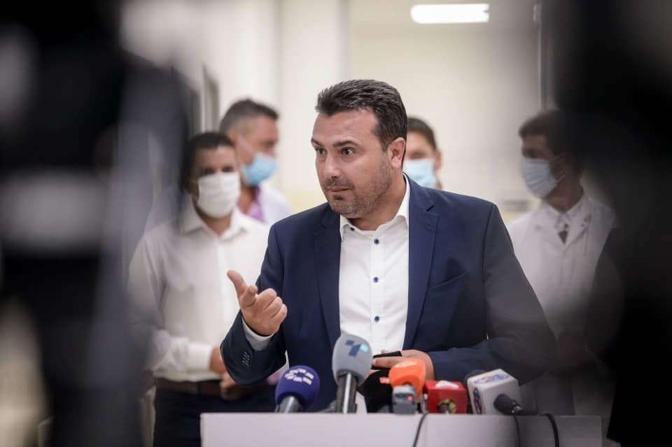 Zaev says SDSM fine with holding local elections on October 17