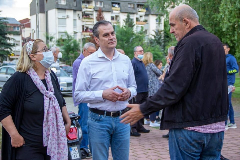 Split in a key Skopje district hurts SDSM chances at the coming municipal elections