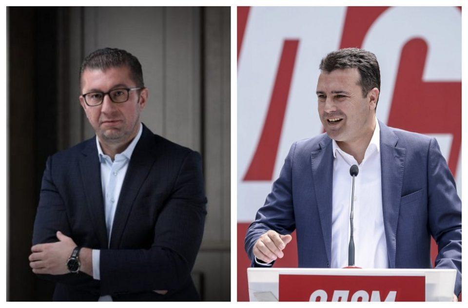 This evening: Mickoski – Zaev election debate