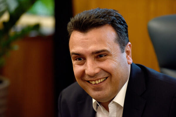 I will be the first to apply for a passport with the country's new name, says Zaev