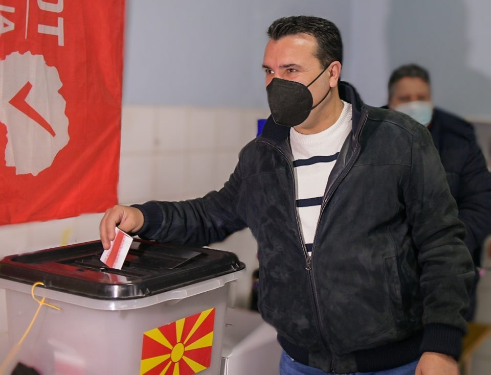 Important to Zaev the opposition to be satisfied with the date for local elections, and not whether the Constitution is respected