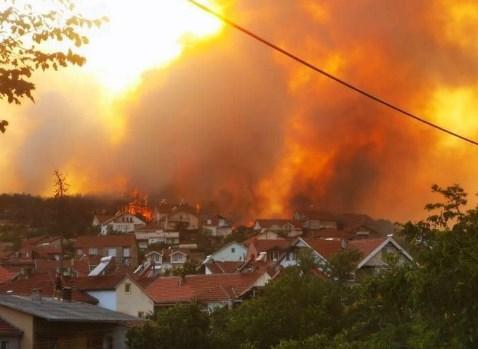 Pendarovski-Radev phone call: Bulgaria to send firefighting units to Macedonia