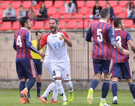 Vardar held to a goalless draw in its first game in Second League