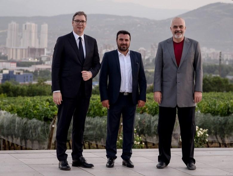 """Rama: """"Open Balkans"""" erases borders between Albanians"""