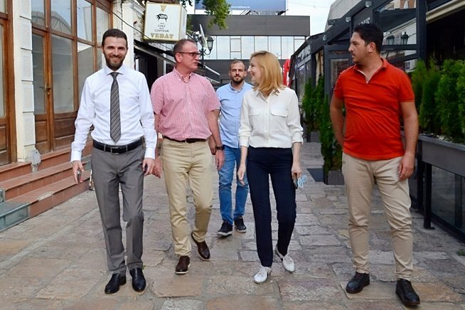 Arsovska meets Taravari: Quality ideas and efficient solutions needed for Skopje and its people