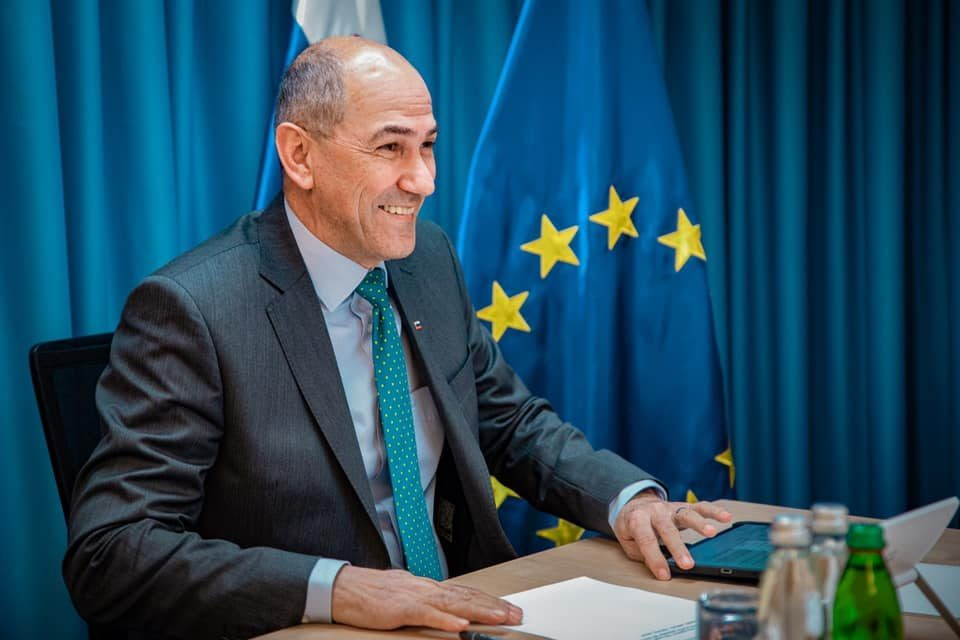 Jansa insists that the EU admits only a small number of Afghans who worked with the NATO mission