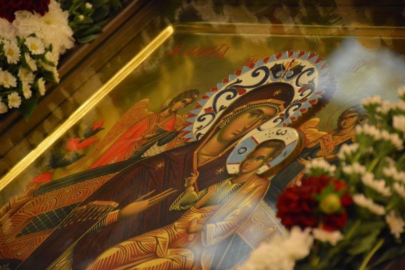 Macedonians celebrate Assumption of Virgin Mary