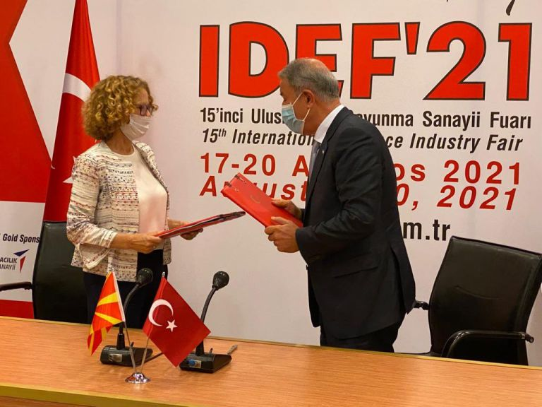 Greek officials react angrily after Macedonia signs defense cooperation treaty with Turkey