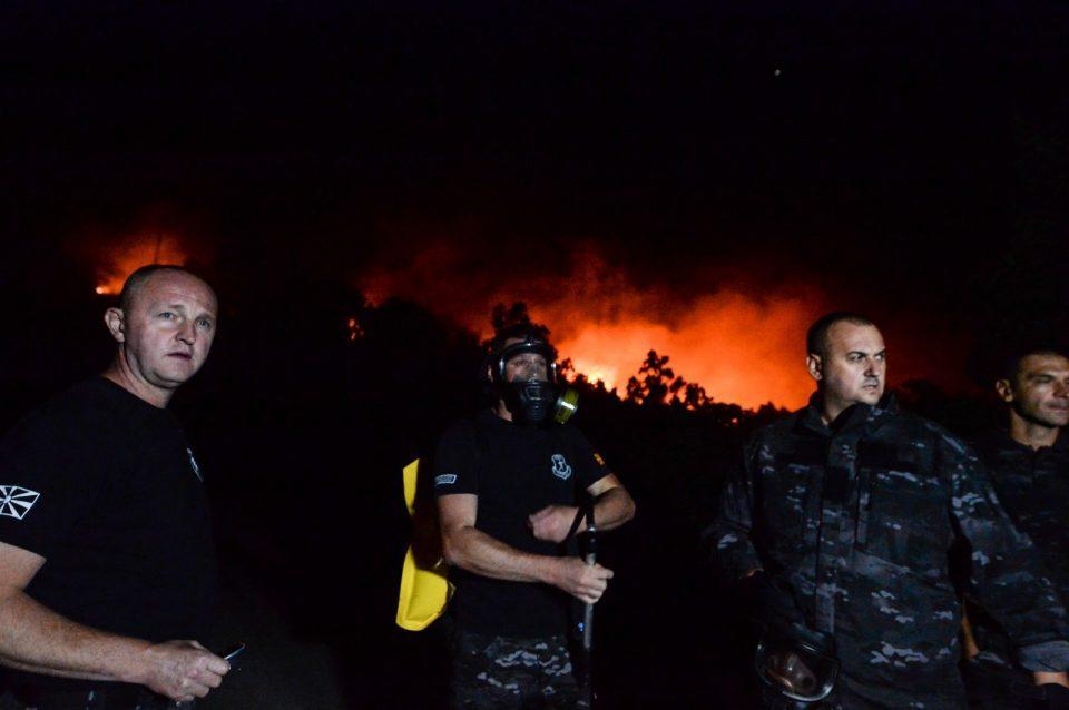 Zaev: Heavy Ilinden night