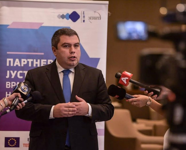 VMRO-DPMNE demands Maricic's resignation: The people are fed up with Zaev's criminals, there must be responsibility for everyone
