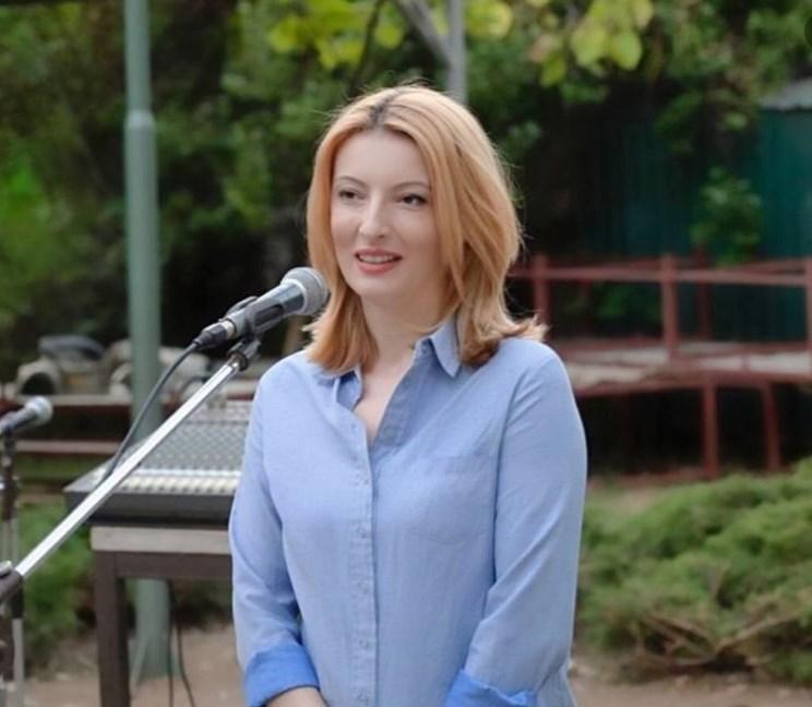 Arsovska says she will work to turn Skopje into a modern European metropolis
