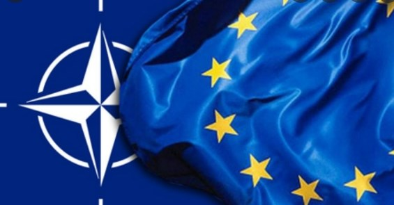 Crvenkovski dismissed Zaev's claim that all Macedonia has to do is rely on EU and NATO