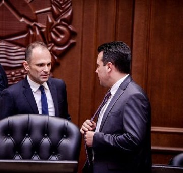 """""""Zaev tries to avoid Filipce's removal because of the large procurement contracts going through the Healthcare Ministry"""""""