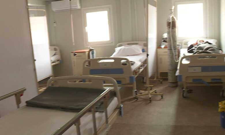 After the Tetovo disaster, reports of neglect of patients and corruption in the Kumanovo Covid hospital