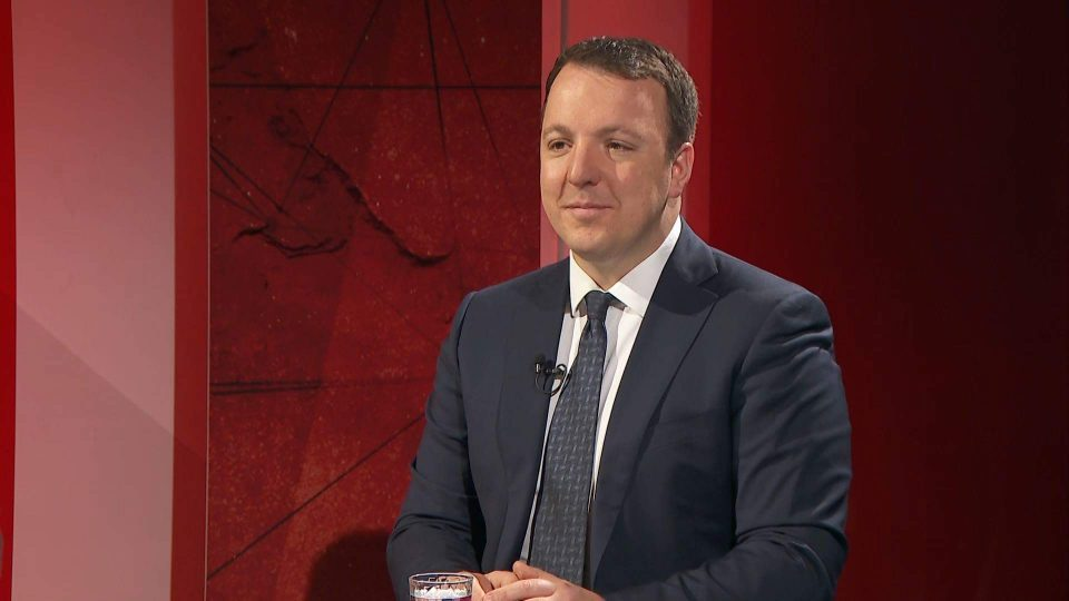 Nikoloski: SDSM will be defeated in the elections, so we with professional staff and assistance from the EU will realize the big project for high-speed railway