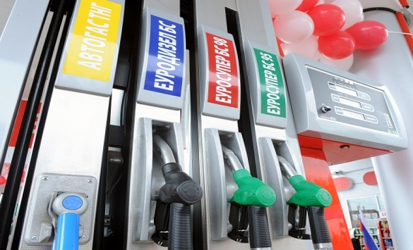 Gasoline prices down, diesel slightly up