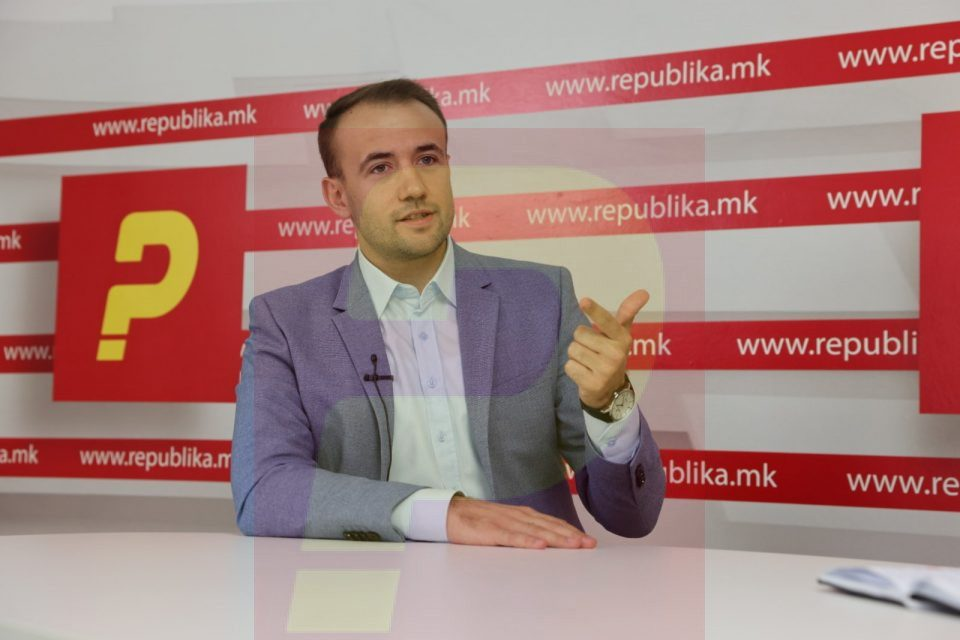 Bojan Stojanoski: After the local elections, VMRO-DPMNE will demand early parliamentary elections