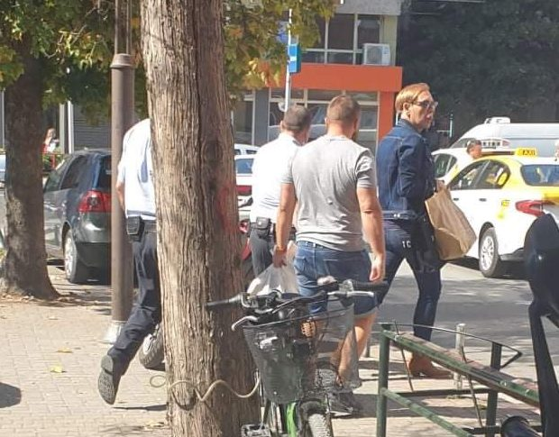 Rule of law, Zaev style: Another jailbird photographed on a street in Skopje
