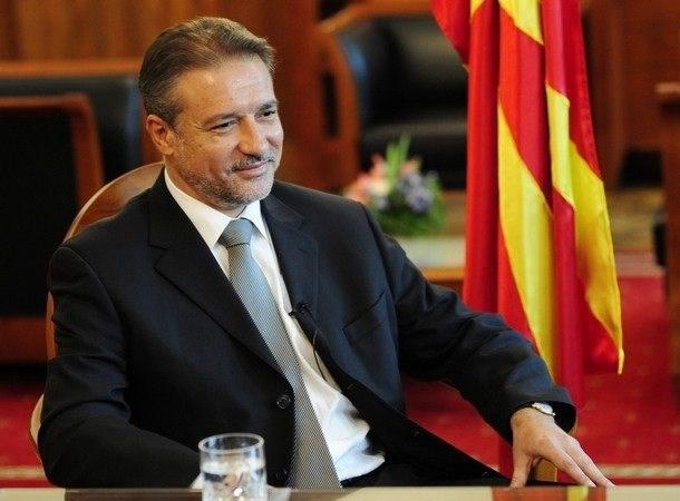 Crvenkovski: Macedonia is a corrupt country