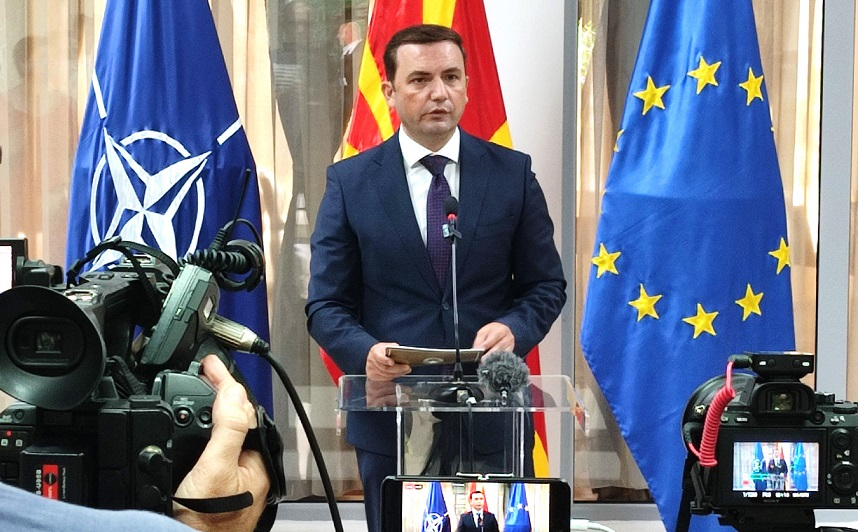 """Foreign Minister Osmani tries to save face after the """"Armenia Scandal"""" marred Macedonia's future OSCE chairmanship"""