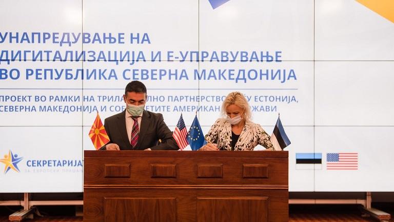 Karelsohn: Estonia can assist Macedonia's EU integration by sharing experiences