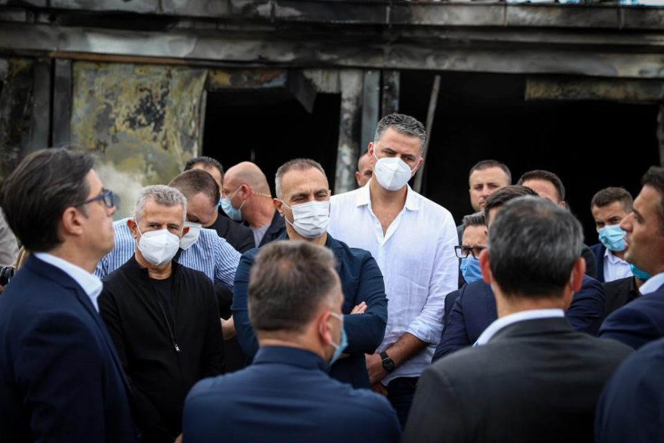Sela: Grubi's photo-op visit to the burnt Tetovo hospital disturbed evidence and undermined the investigation