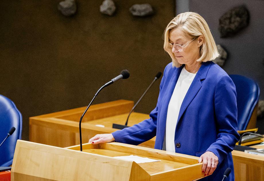 Dutch foreign minister steps down over failed Afghan evacuation