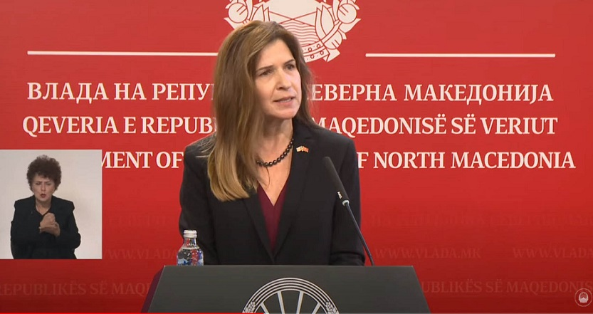 The US will not interfere in the dispute between Skopje and Sofia