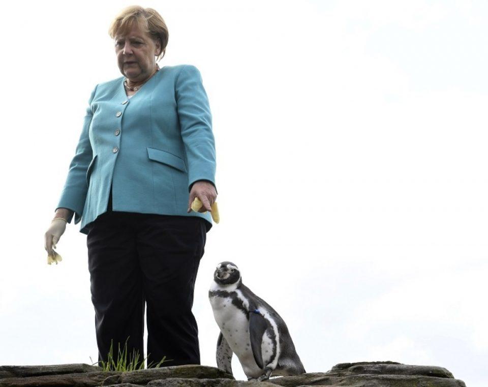 Merkel to say goodbye to Balkan leaders in Tirana